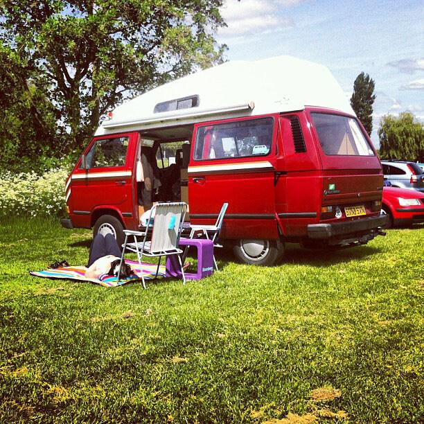 Myton Fields, Warwick